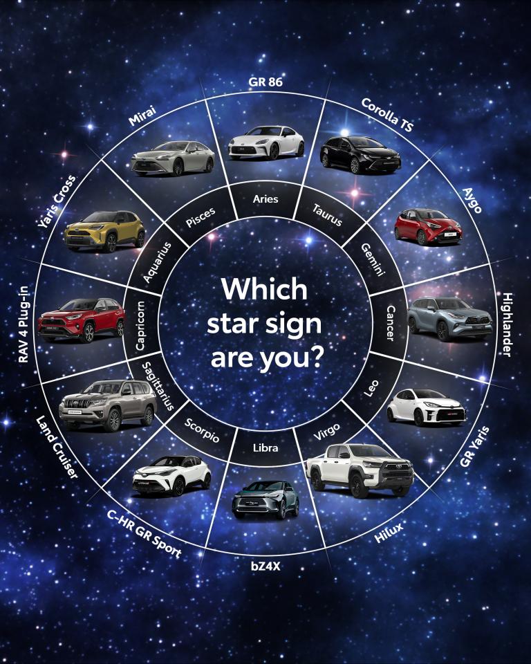 Toyota Zodiac