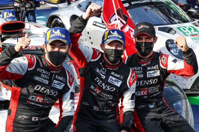 Magical Monza for Toyota Gazoo Racing