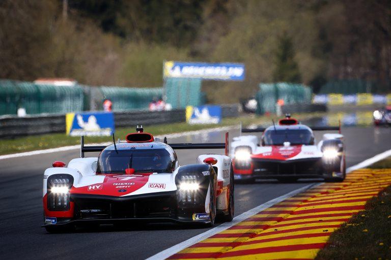 Toyota Gazoo Racing Aim to Make Le Mans Hypercar History