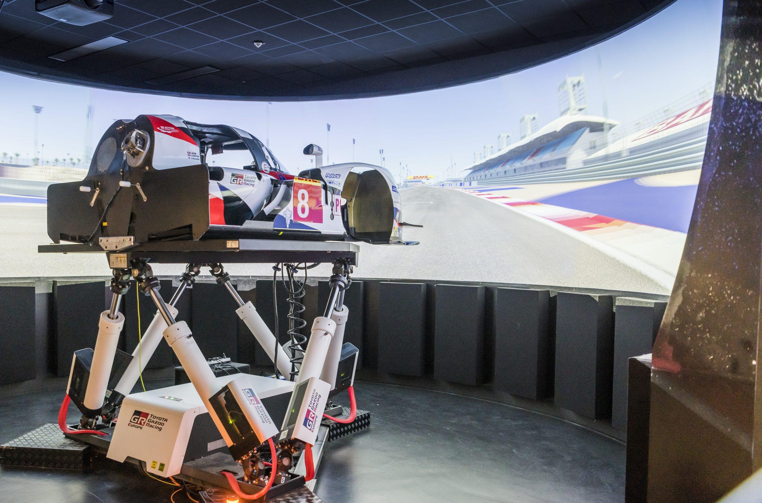Sébastien Ogier Prepared for Hypercar Test