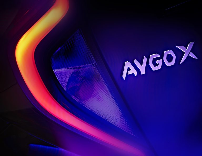 Toyota Confirms the All-new Aygo X